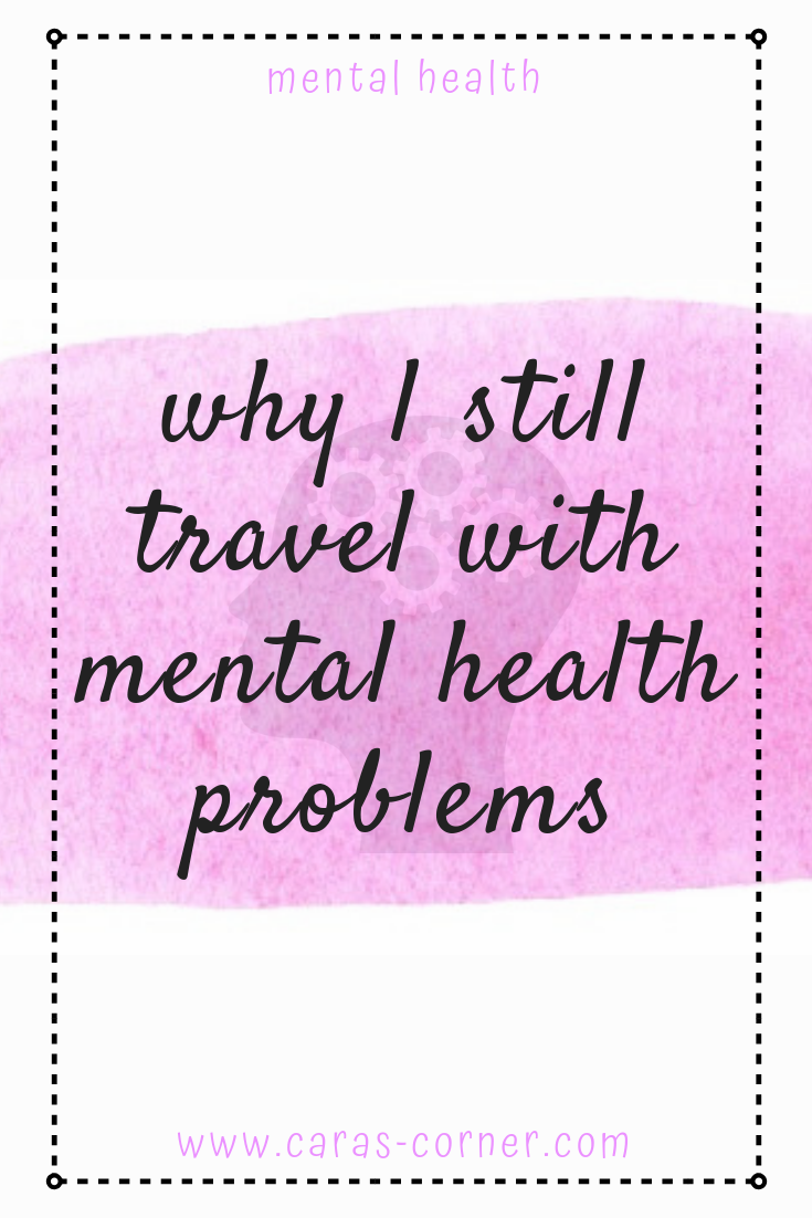Travelling with mental health problems