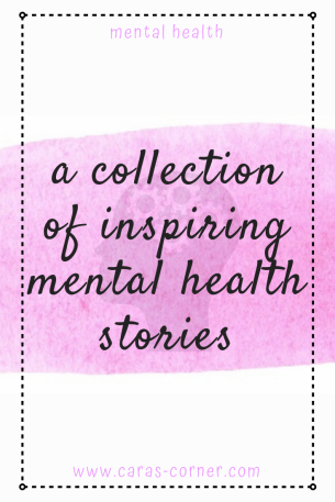 a collection of inspiring mental health stories