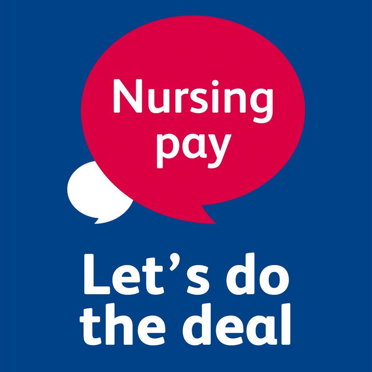 NHS Nursing Pay
