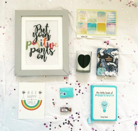 Happiness giveaway