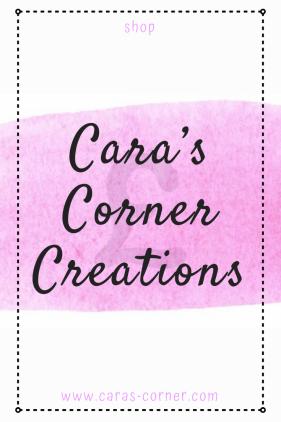 Cara's Corner Creations - mental health Etsy shop