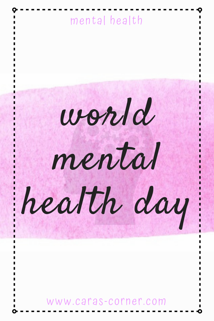 World mental health day - the state of mental health services in the UK