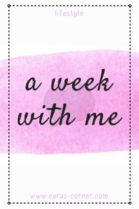 A week with Cara's Corner