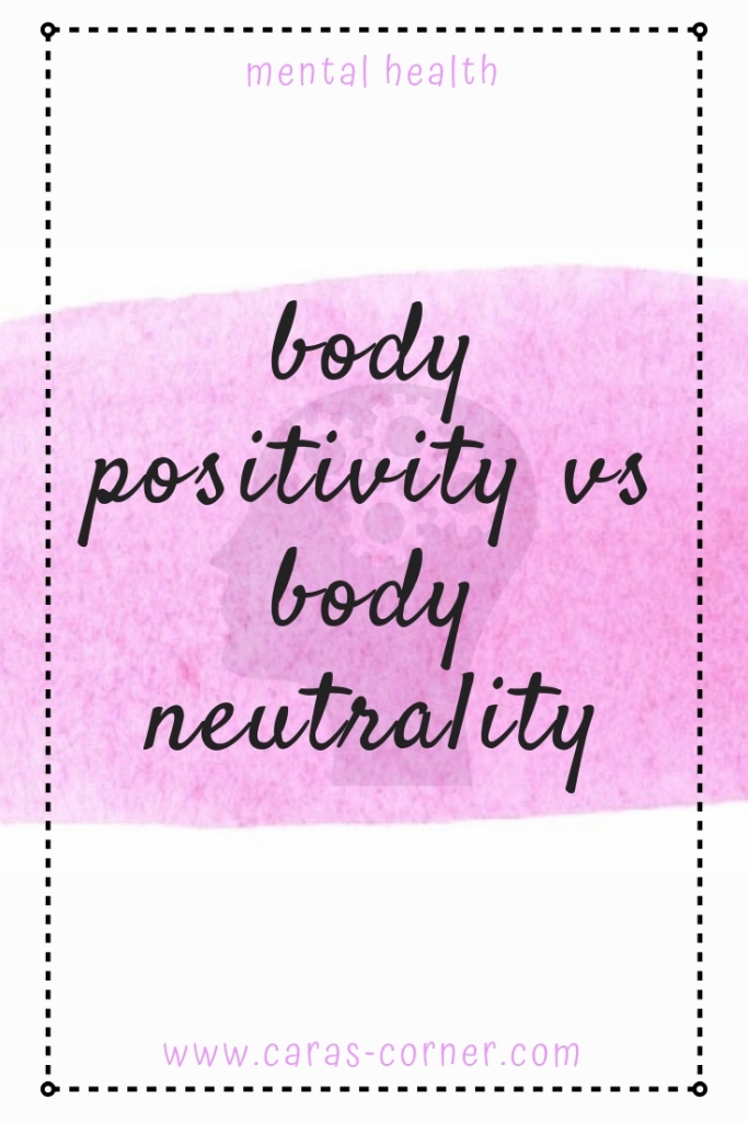 Body positivity vs body neutrality - it body positivity always a good thing?