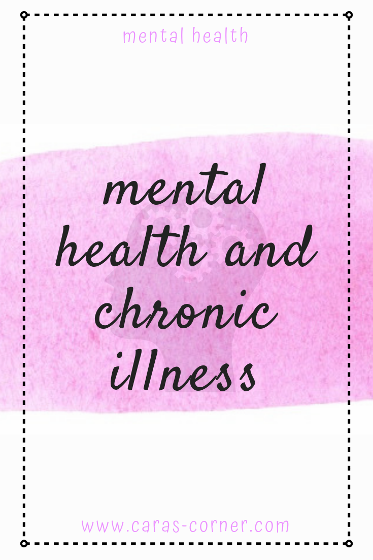 Living with mental health problems and chronic illness
